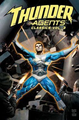 T.H.U.N.D.E.R. Agents Classics, Volume 3