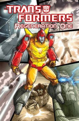 Transformers: Regeneration One, Volume 4