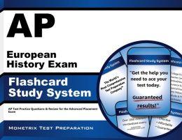 AP European History Exam Flashcard Study System