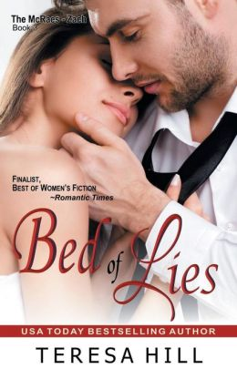 Bed of Lies (the McRae Series, Book 3 - Zach)