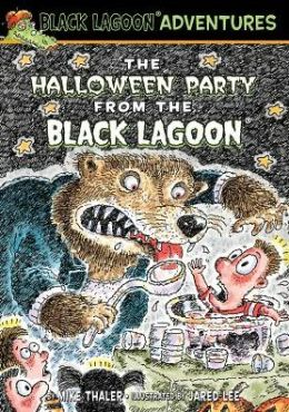 The Halloween Party from the Black Lagoon (Black Lagoon Adventures Series #5)