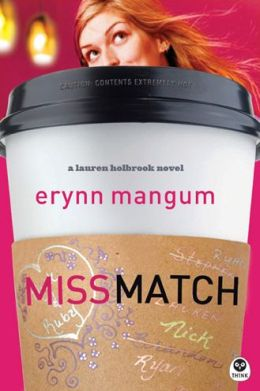 Miss Match (Lauren Holbrook Series #1)