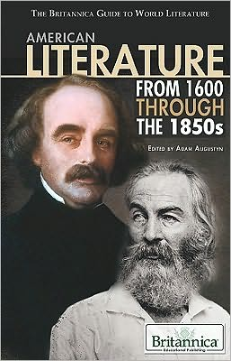 American Literature from 1600 Through the 1850s