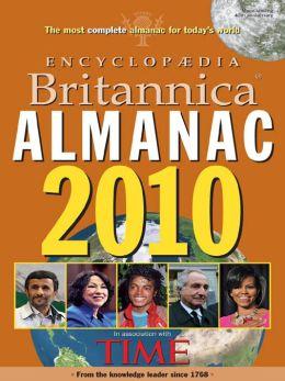Encyclopaedia Britannica Almanac 2010