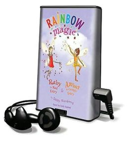 Ruby the Red Fairy & Amber the Orange Fairy [With Earbuds]