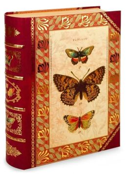Medium Butterfly Book Box
