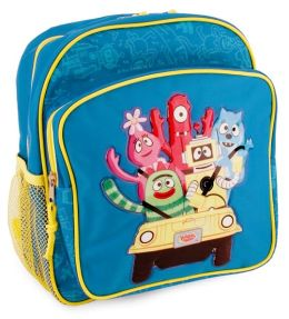 Yo Gabba Gabba Let's Go Backpack