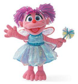 Sesame Street Abby Cadabby 12 Inch plush doll