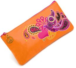 Jonathan Adler Love Dove Embroidered Pencil Pouch (4
