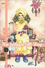The Antique Gift Shop, Volume 1