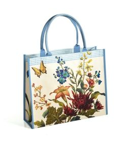 Floral Garden Mother's Day Tote Bag - 15 3/4