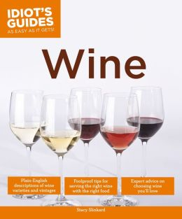 Idiot's Guides: Wine (PagePerfect NOOK Book)