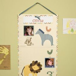 Animal Parade Growth Chart