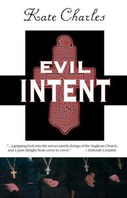 Evil Intent: A Callie Anson Mystery