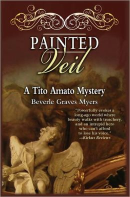 Painted Veil: A Tito Amato Mystery
