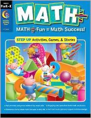 Math Plus: Step Up: Math + Fun - Math Success!