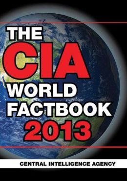 The CIA World Factbook 2013