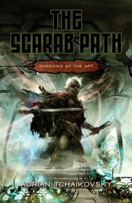 The Scarab Path (Shadows of the Apt Series #5)