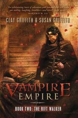 The Rift Walker (Vampire Empire Series #2)