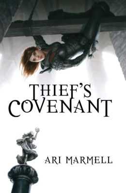 Thief's Covenant (Widdershins Adventure Series #1)