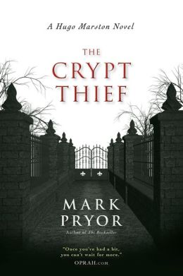The Crypt Thief (Hugo Marston Series #2)