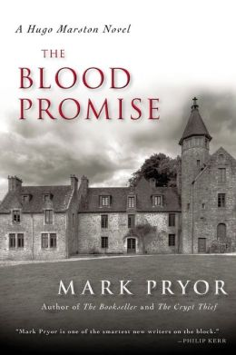 The Blood Promise (Hugo Marston Series #3)