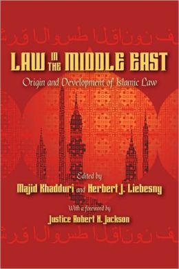 Law In The Middle East