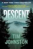 Book Cover Image. Title: Descent, Author: Tim Johnston