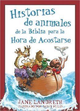 Historias de animales de la Biblia para la hora de acostarse