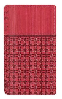 KJV Vest Pocket Bible (DiCarta Pink)
