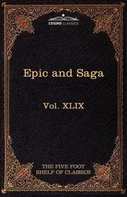Epic And Saga - Beowulf Et.Al.