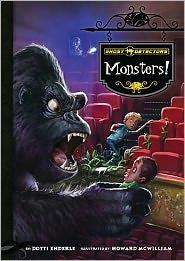 Ghost Detectors Book 12: Monsters!