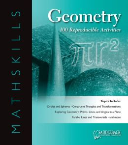 Mathskills Geometry (Enhanced eBook)