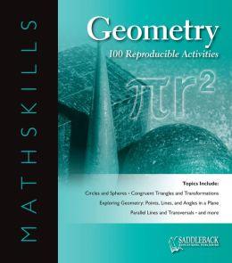 Mathskills Geometry (Enhanced eBook)