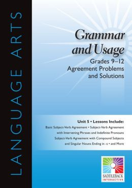 Agreement Problems and Solutions Interactive Whiteboard Resource