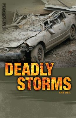 Deadly Storms (Saddleback Disasters Series)