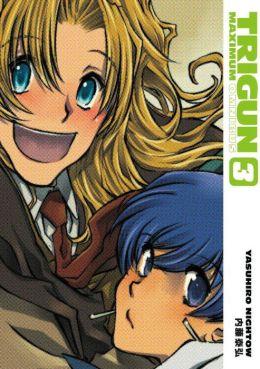 Trigun Maximum Omnibus Volume 3