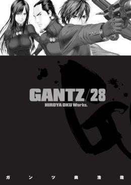 Gantz, Volume 28