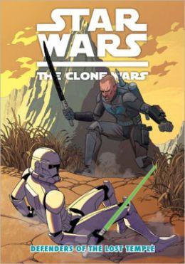 Star Wars: The Clone Wars: Defenders of the Lost Temple