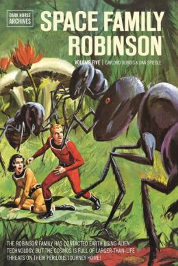 Space Family Robinson Archive, Volume 5