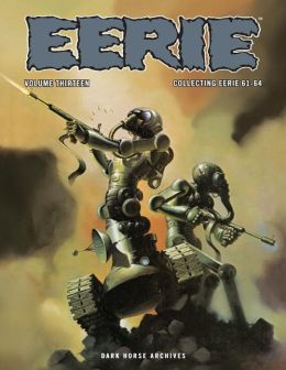 Eerie Archives, Volume 13