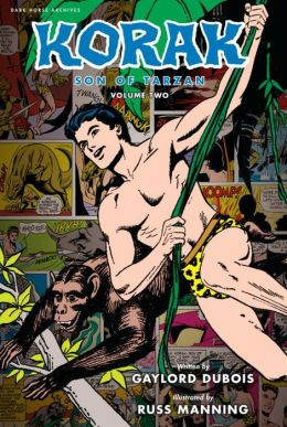 Korak, Son of Tarzan Archives, Volume 2