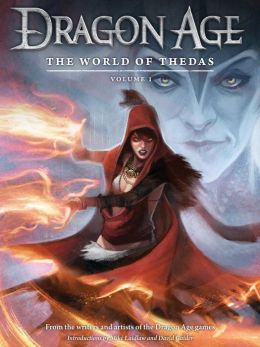 Dragon Age: The World of Thedas, Volume 1