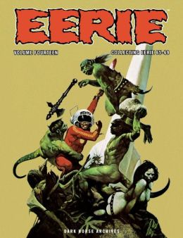 Eerie Archives, Volume 14