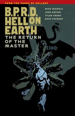 B.P.R.D. Hell on Earth, Volume 6: The Return of the Master