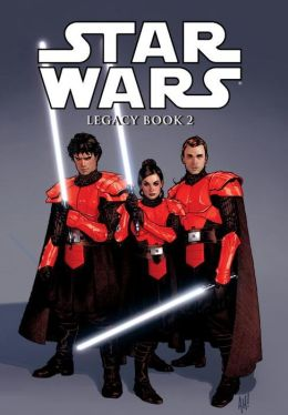 Star Wars: Legacy, Book 2
