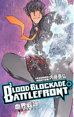 Blood Blockade Battlefront, Volume 4