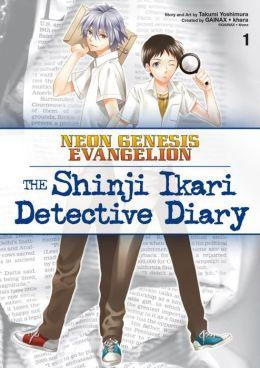 Neon Genesis Evangelion: The Shinji Ikari Detective Diary, Volume 1