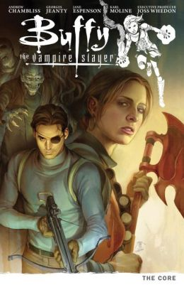 Buffy The Vampire Slayer Season Nine, Volume 5: The Core