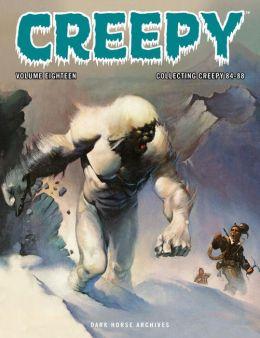 Creepy Archives, Volume 18